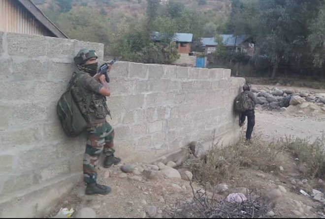 3 Hizbul militants killed in Shopian encounter