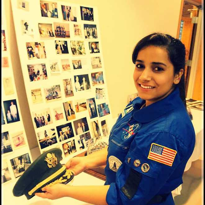 After social media frenzy, Haryana girl clarifies wasn''t selected for Mars Mission