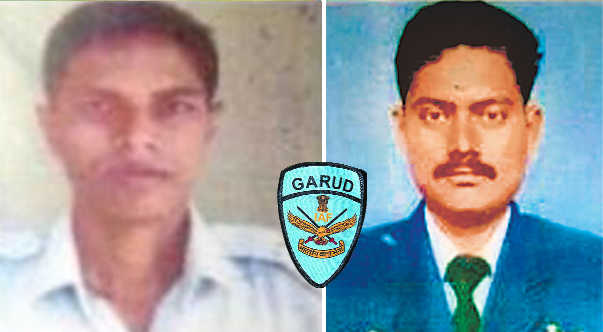 City-based airmen were part of anti-terror operations
