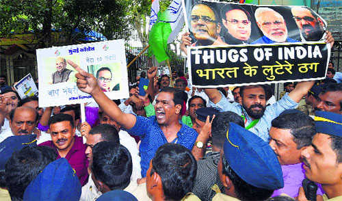 Why is Modi silent on the Jay Shah case?