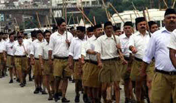 RSS rules out women entry into 'shakhas'