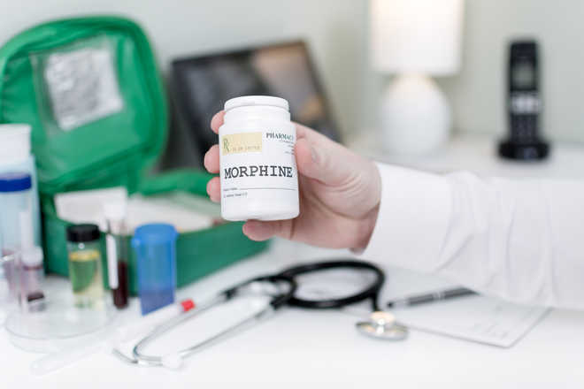 Most kids among 26 mn who die without morphine tablets every year