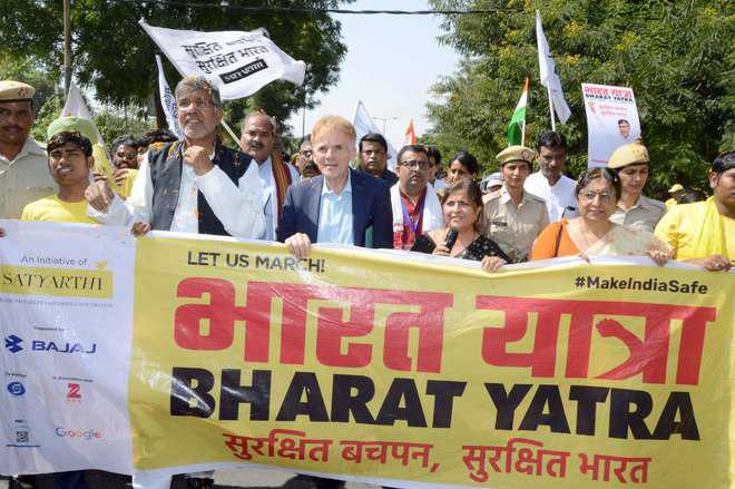 Protect child rights: Satyarthi to parents