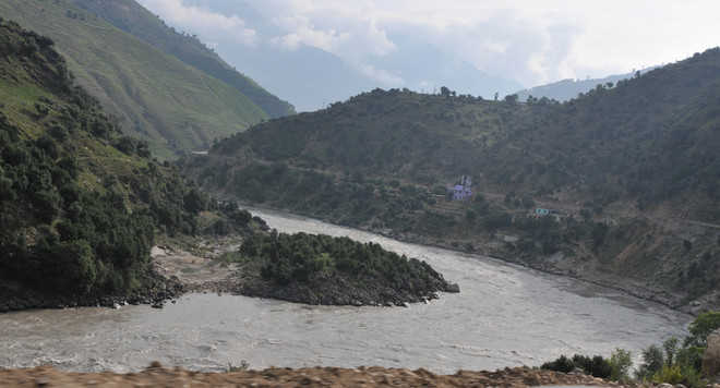 Delay in NOC stalls Chenab water diversion project