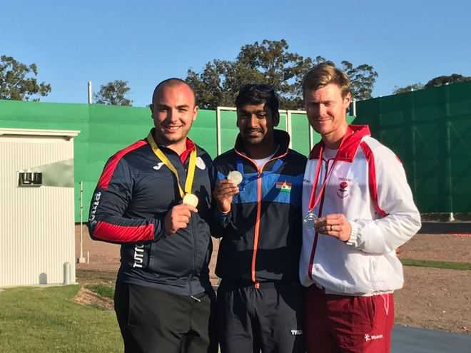 Commonwealth shooting: Mittal, Nanjappa shoot gold