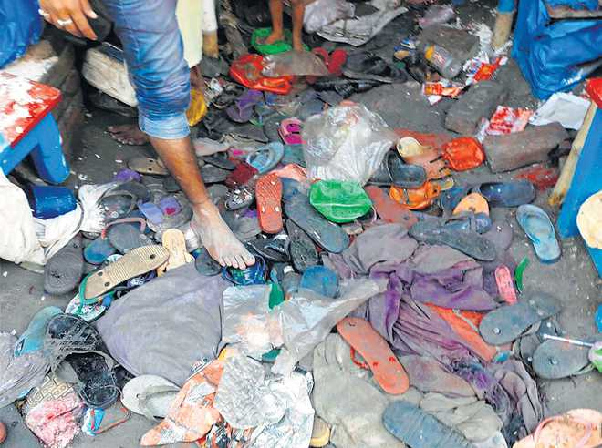 3 die in Bihar stampede