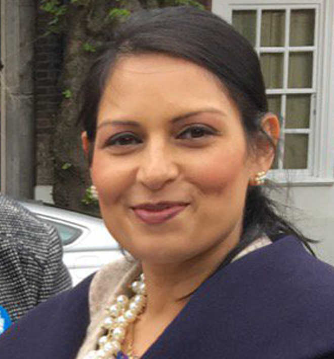 UK minister Priti Patel apologises for meetings on Israel ...