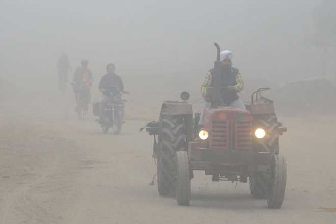 Truck Step Up >> Schools in Punjab shut for 3 days due to fog, bad weather