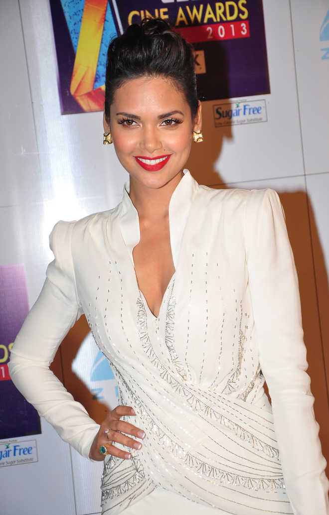 Esha Gupta is politically correct