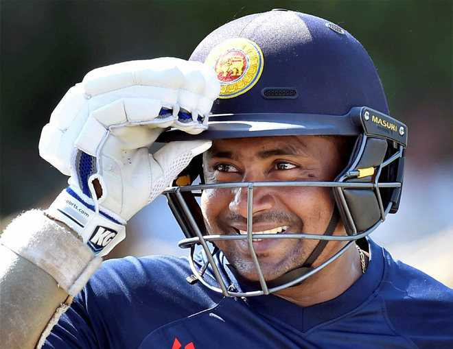 Spin on their mind, Lanka batsmen train hard