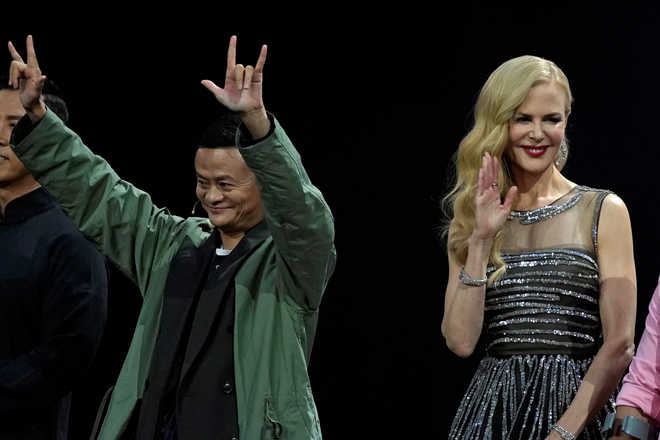 China's Alibaba breaks Singles' Day record as sales hit $18 billion
