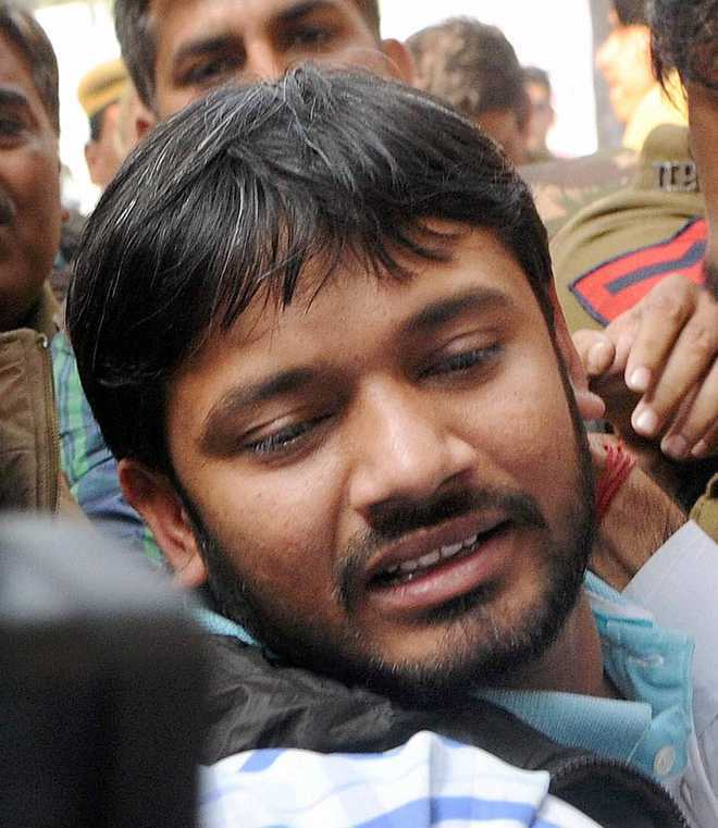 Lucknow litfest cancelled after BJP student wing protests against Kanhaiya
