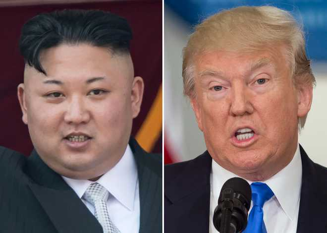 N Korea says Trump begged for a war during Asia trip