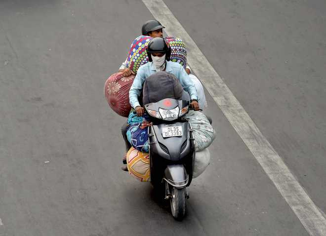 Air pollution: Environment Minister asks people not to panic