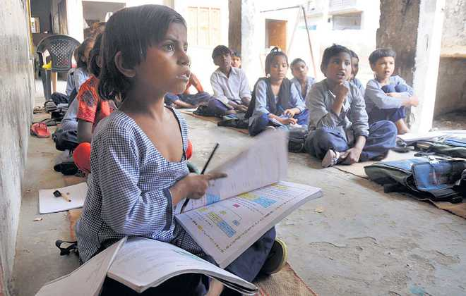 Govt may merge primary schools with low enrolment