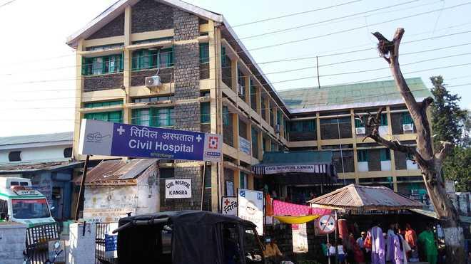 Only 2 docs in Kangra Civil Hospital!