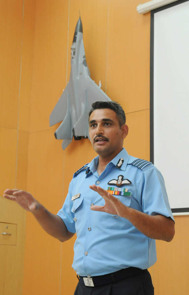 With 278 missions, 35-yr-old Sqn looks forward to President's Standard