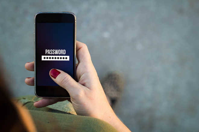Your sweat may be more secure password to your smartphone!