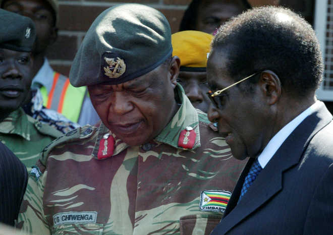 Zimbabwe military denies coup on TV; says President is safe