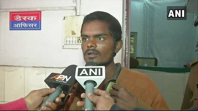 Man shot at for trying to enter Hindon airbase in Uttar Pradesh