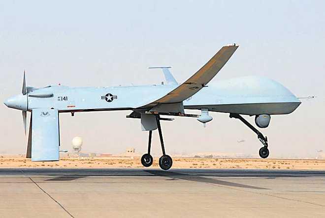 Army eyes 60 high-end drones