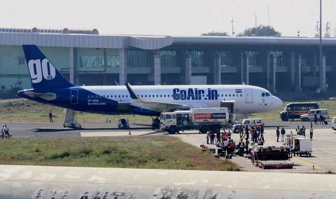 Patna-bound GoAir flight suffers bird hit, returns to Delhi airport