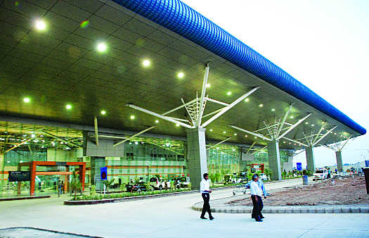Int'l airport to have own radio station