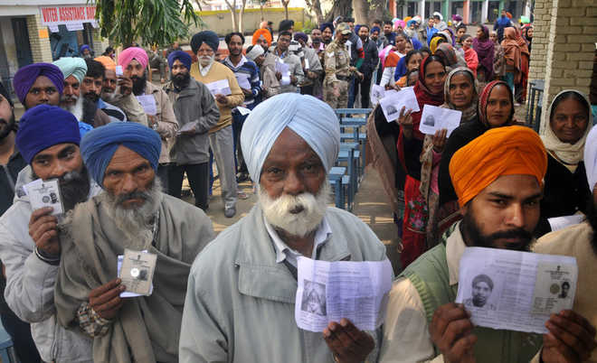 Image result for punjab election in