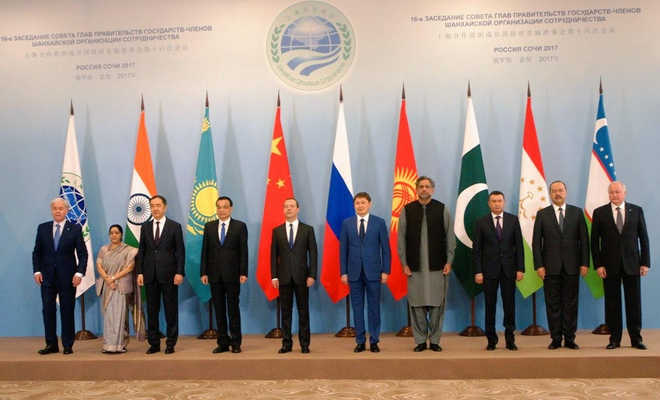India, Pak trade barbs over CPEC at SCO meet