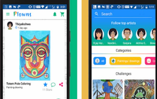 Catching them young: App helps kids unleash, share creativity