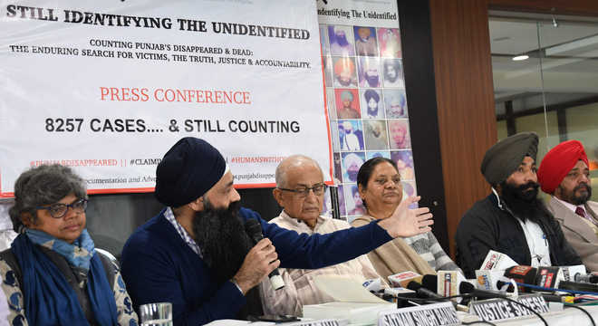 Over 8K people disappeared during 1980 till 1995 in Punjab: NGO