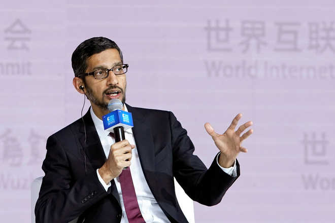 Pichai makes strong case for Google's return to China