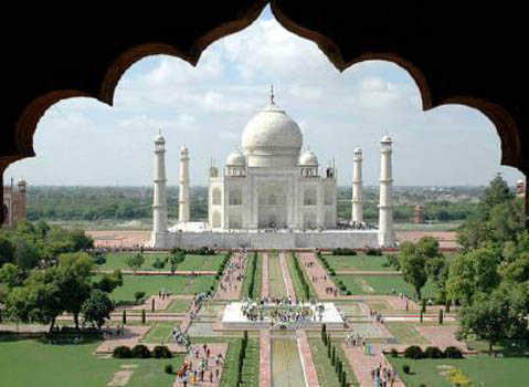 Taj Mahal 2nd best UNESCO world heritage site after Angkor Wat