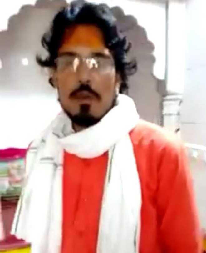 Muslim man hacked, burnt; killer warns 'jihadis', all on video