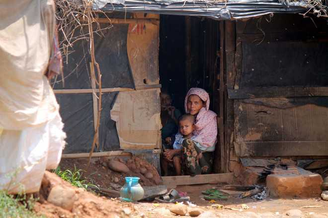 Rohingya reject UNHCR proposal to leave Jammu