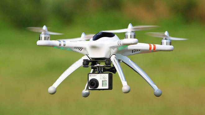 'Snag-hit' drone crosses LAC, China protests