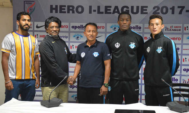 Minerva Punjab FC take on Chennai City today