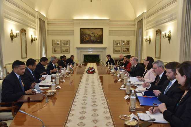 India, Australia hold first ''2+2 dialogue'' on strategic, defence ties