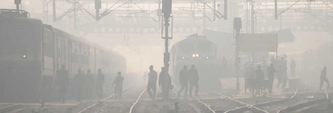 17 trains cancelled, 26 delayed due to fog in north India