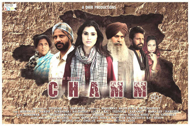 'Chamm' brings Dalit community's struggle alive on silver screen