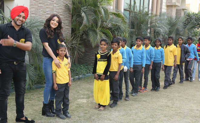 NGO launches apps to help underprivileged kids