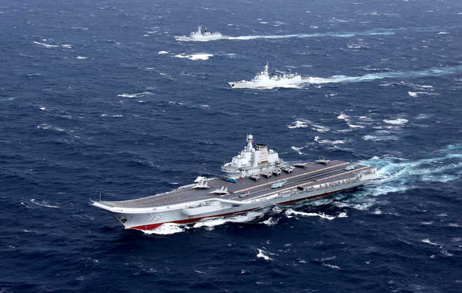 China to build first underwater platform in South China Sea