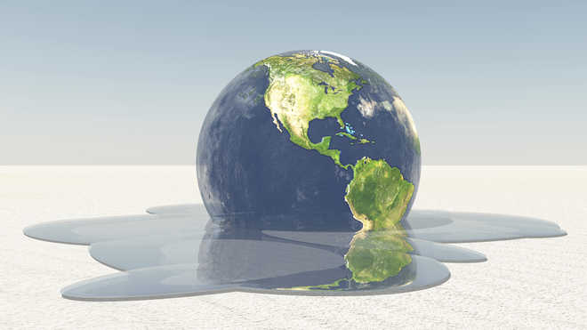 Warming may disrupt four-fifths of world''s oceans by 2050