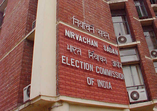 Election Commission website to show results as counting progresses
