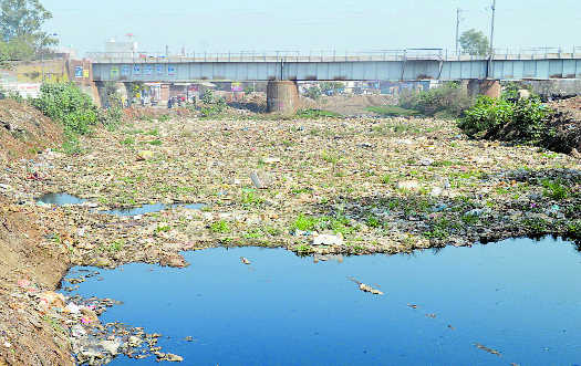 SPCB's remedy to dilute toxic-waste damage