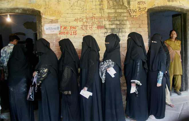Muslim vote division did it for BJP