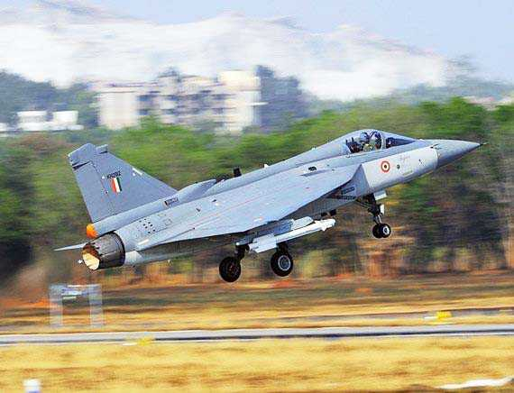 Pvt firms to produce Tejas body, wings; HAL to play integrator