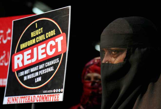 Muslim personal law board defends triple talaq, polygamy