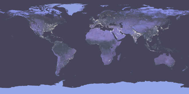 NASA releases new global maps of Earth's 'night light' on japan at night, middle east at night, united kingdom at night, italy at night, russia at night, romania at night, asia at night, mexico at night, empire state chrysler building at night, london at night, globe at night, north korea at night, china at night, u.s at night, home at night, planet earth at night, high resolution earth at night, africa at night, full chrysler building at night, usa at night,