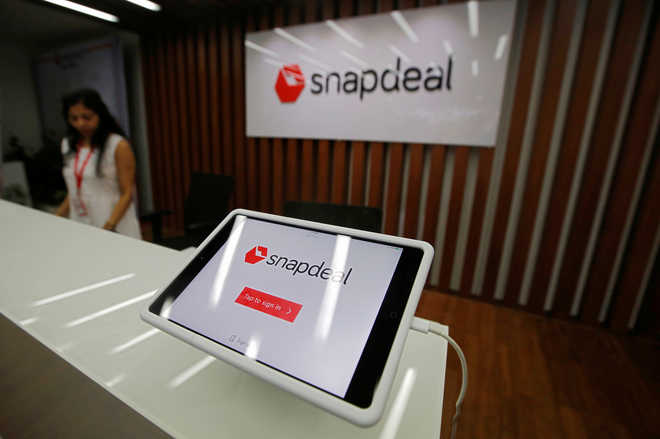 0296751ec Snapdeal faces the heat after Snapchat CEO s  adverse  comments